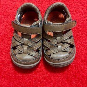 Baby boy stride rite sandals